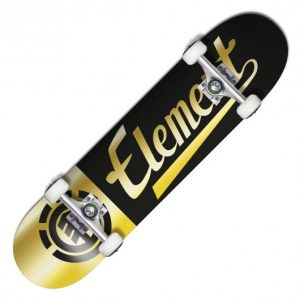 element-script-gold-pre-built-skateboard-8-inches