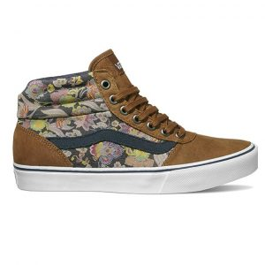WAL_Milton_Hi_MTE_Flower_Suede_brown_