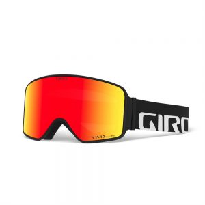 Ochelari ski snowboard GiroMethod Vivid Black Wordmark Vivid Ember ZEISS 2 lentile