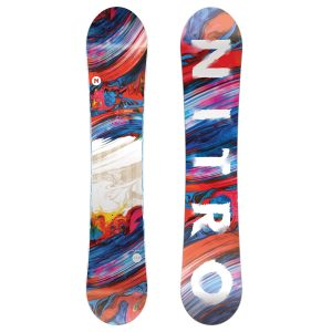 placa snowboard fete Nitro Lectra 2020 149 cm all mountain