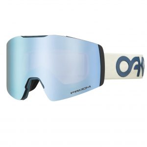 ochelari ski snowboard Oakley Fall line XM Factory Pilot progression prizm sapphire