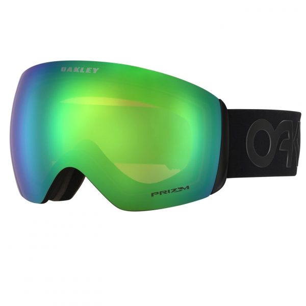 Oakley Flight Deck Factory Pilot Blackout Prizm Snow Jade Iridium ochelari ski snowboard