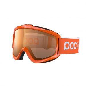 Ochelari ski snowboard copii POC Iris POCito Fluorescent Orange