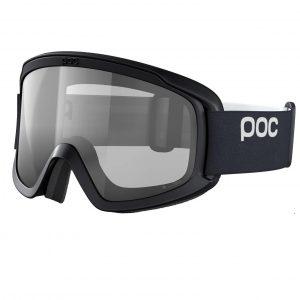 ochelari ski snowboard lentila transparenta POC OPSIN Uranium Black grey No Mirror