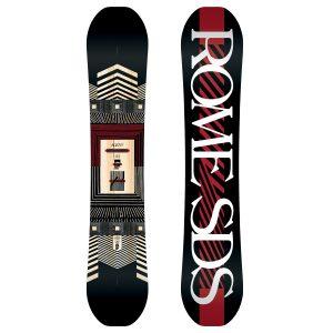 snowboard Rome Agent 2020 155 158 wide true twin camber flex mediu 5