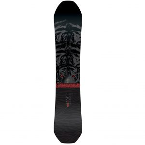 ROME Lofi 146cm snowboard fete all mountain twin hybrid camber