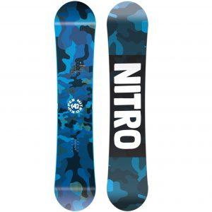 NITRO Ripper Youth 2020 142149 placa snowboard baieti copii