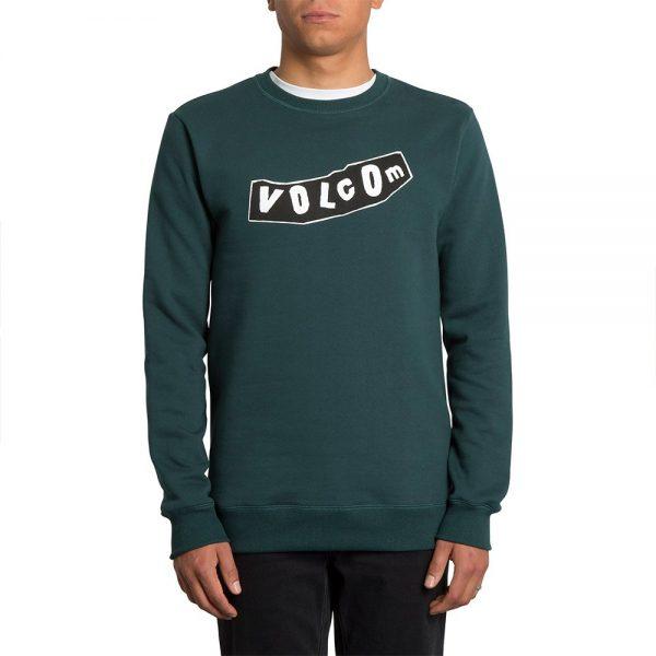 VOLCOM Supply Stone Crew hoodie sweater bluza baieti men S M L XL