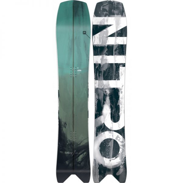 freeride snowboard Nitro Squash 2020 163 Brasov reduceri