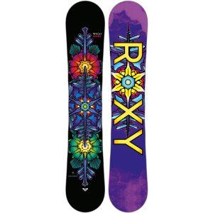 placa snowboard fete Roxy Radiance C2 BTX 145 148 True Twin Camber/Rocker/Camber