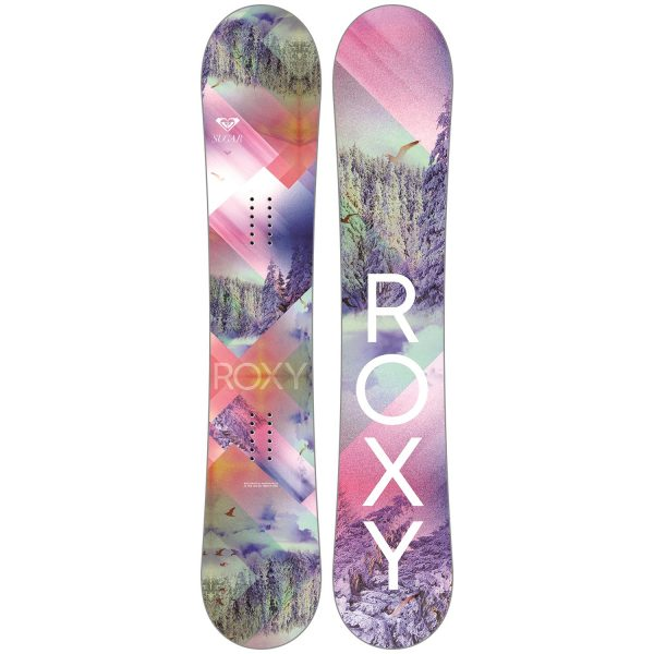 placa snowboard fete Roxy Sugar Banana 149